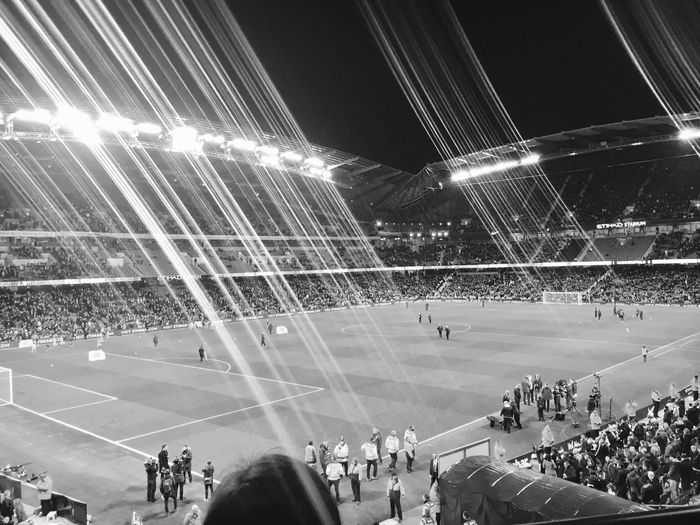 Etihad Stadium 💙⚽️