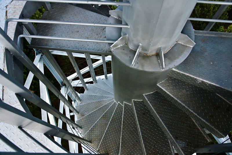 Exit Stairways Stairway Metal Metallic Construction Metal Construction Metal Stairs Spiral Spiral Stairs The World Needs More Spiral Staircases Spiralstairs Spiralstair