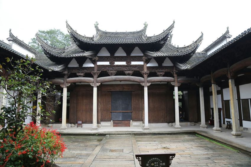 Anhui,China Old Town My Unique Style The Purist (no Edit, No Filter) Old House Old Buildings Oldtown Ancestors Ancestral House Ancestral Temple