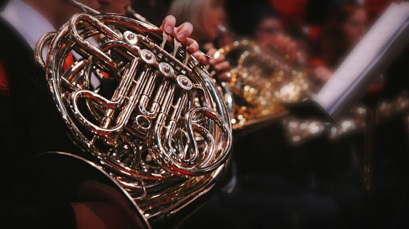 Graduation Band Next Step Musician French Horn Education Students Class School School Life