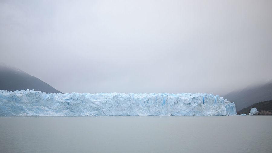 Ice Perito Moreno. Patagonia. Argentina. Argentina Calafate Cold Temperature Day Environment Glacier Ice Iceberg Lago Argentino Landscape Nature No People Outdoors Perito Moreno Snow Water Winter