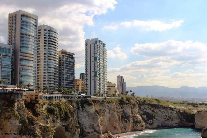 Check This Out That's Me Hanging Out Enjoying Life Tower Towers Sea Seascape Hello World