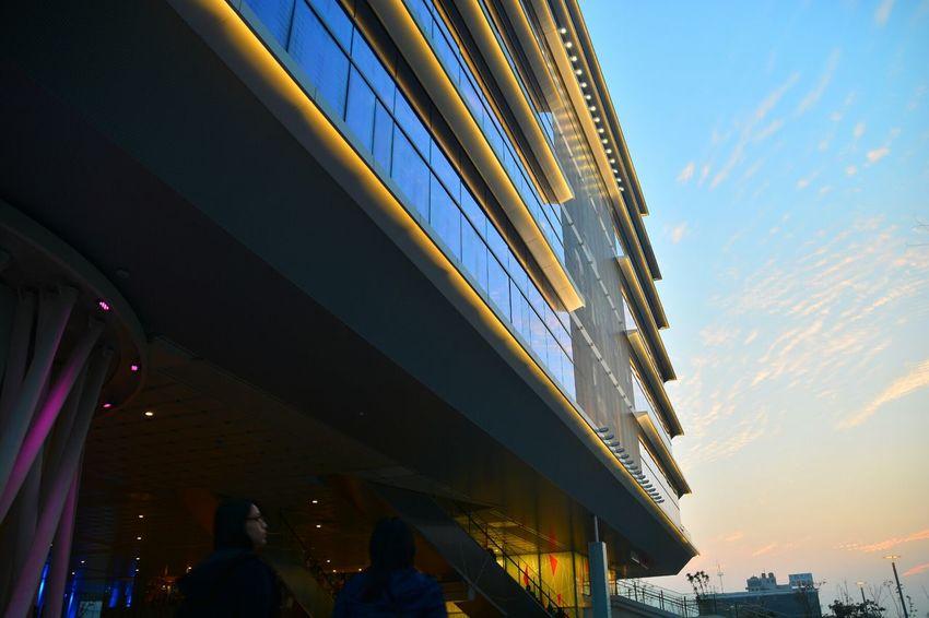 The New Library Of Kaoshiung 高雄市立圖書館總館 Kaoshiung