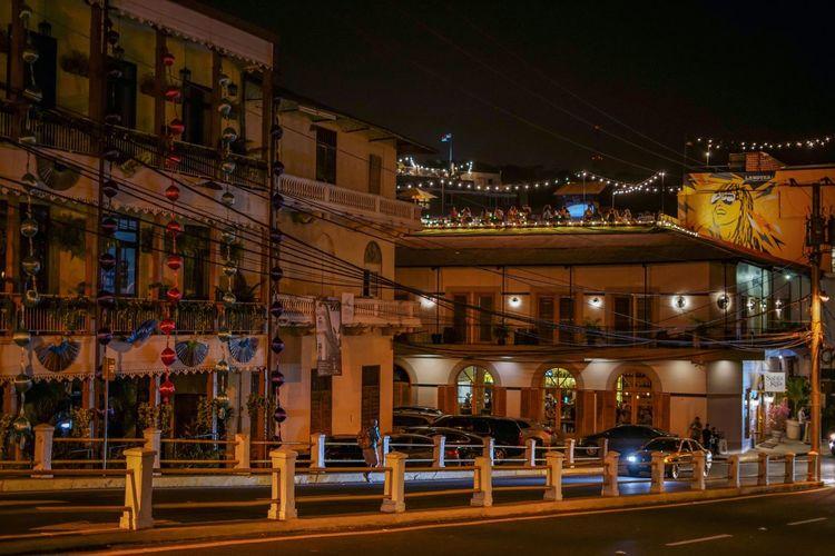 Store People Market Street Streetphotography Panama City Night Nightphotography