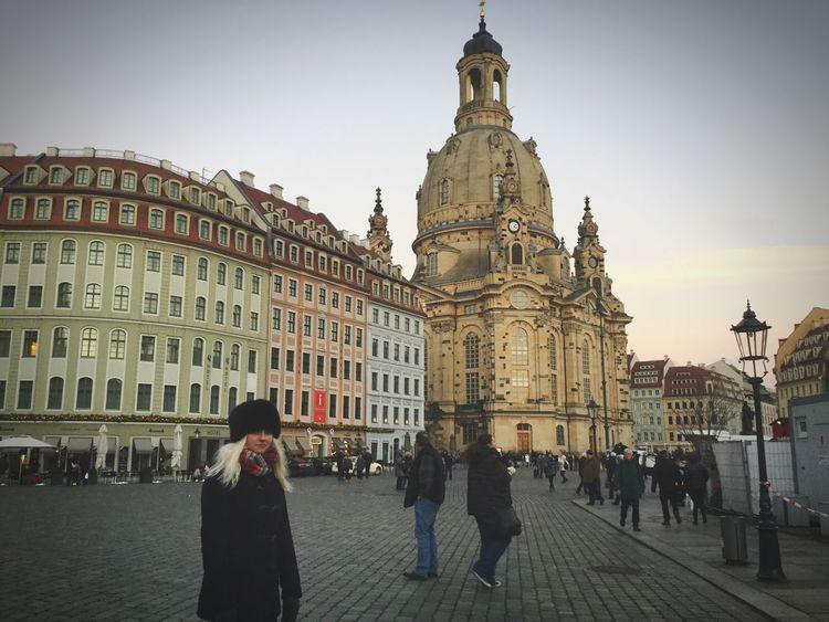 Dresden babushka Dresden Russian Style