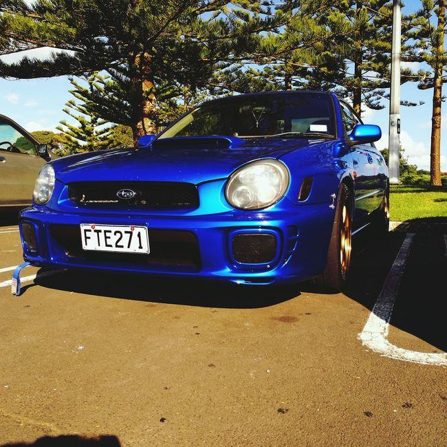 Daily driven beauty Car Subaru Impreza WRX Subaru Wrx Subaruwrx Mybabe❤ Wrx Subielife