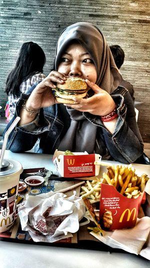 Burgerkill Bigmac,McDonald's JUNKFOOD On A Diet