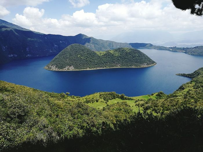 Love Ecuador! EyeEm Selects Water Cloud - Sky Scenics Outdoors Mountain Landscape
