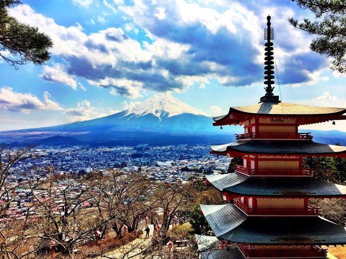 Mt. Fuji and