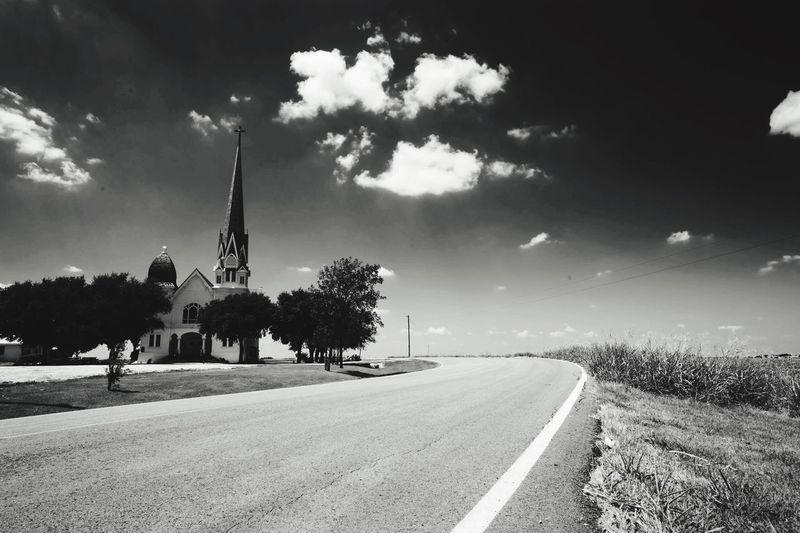 Shades Of Grey Blackandwhite Photography Black And White Blackandwhite Black & White Church Churches Texas