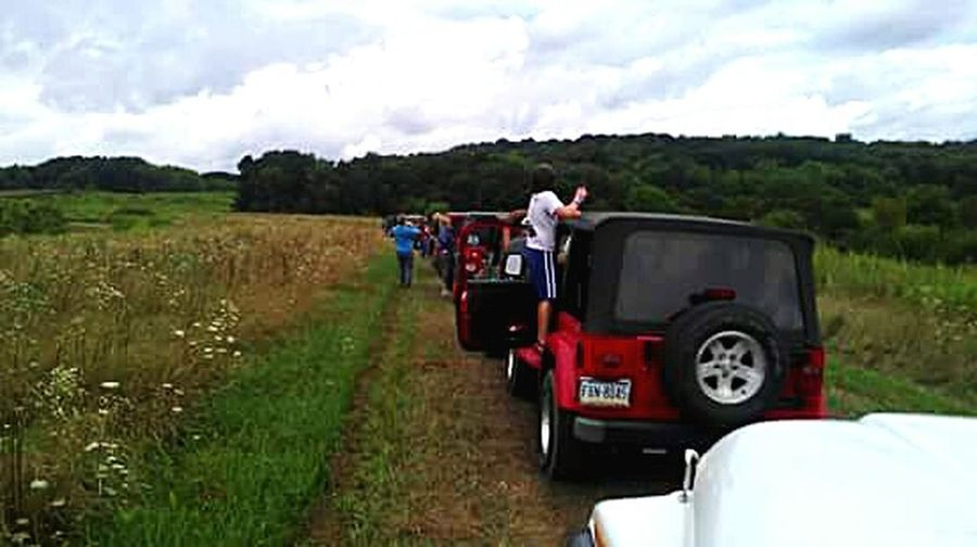 THESE Are My Friends Capture The Moment Makingmemories Having Fun Jeep Life The Great Outdoors Redneck Rednecks RedneckHeaven Redneck Holiday Redneck Good Times