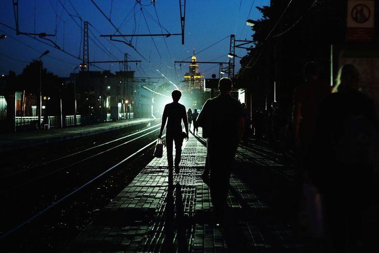 station Waiting
