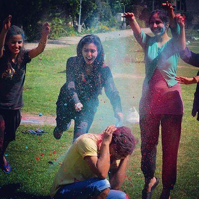 Instaholi Holi2015 Gagans_photography Instaludhiana Indian_festival