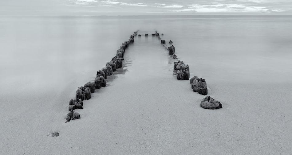 Sylt beach.