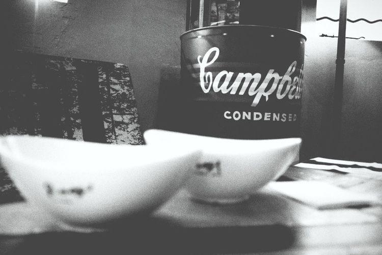 Gigantic Campbell Soup