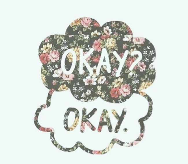 Love ♥ The Fault In Our Stars Okay? Okay.
