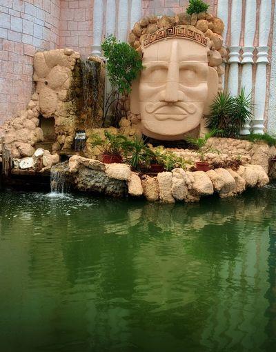 Mural Water