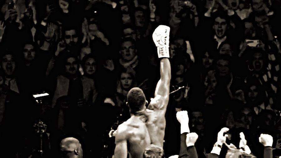 Iconic AJ JoshuaKlitschko