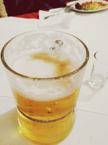Drink Beer Beer Time Christmas Time Beer Glass