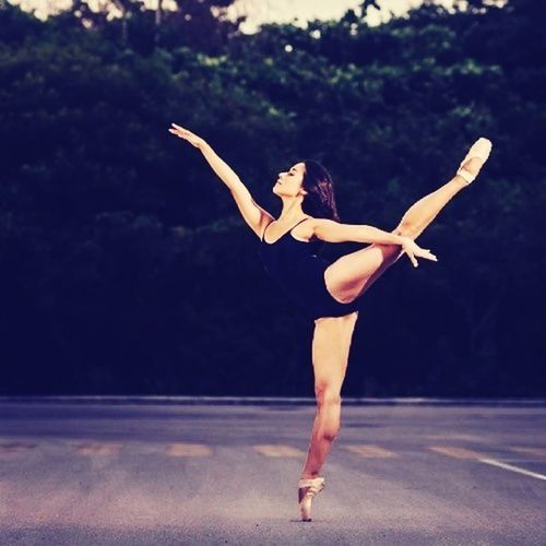 Jazz & Ballet 🎥👯 Cindy_Photoshoot 📷 Practice_dancing ✨🎶