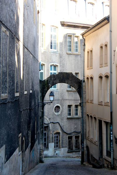 Arch Architecture Bad Condition Building Building Exterior Built Structure Church Day Exterior Façade House Luxembourg Luxembourg Streetphotography Narrow Obsolete Old Outdoors Perspective Religion Residential Structure Ruined Window