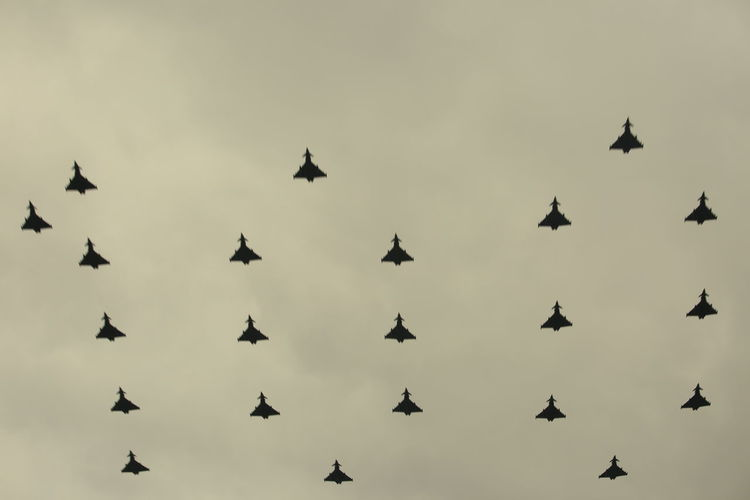 100 years of raf