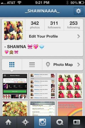 Follow me on Instagram ! I follow back :)