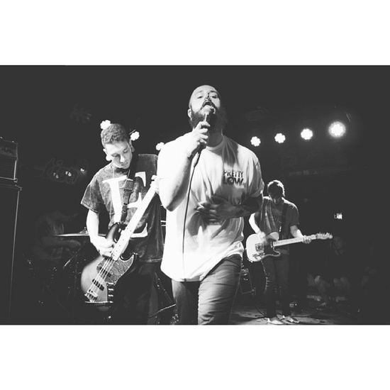 Had to borrow a camera to be able to shoot but Last night was good. Thank you factorybrand #baao #beingasanocean #blackandwhite #otcpress #otclyfe #job #work #cool #bw #potd #dearg-d #ochardcore #cool #canon #awesome