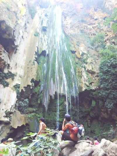 The Five Senses Cascade Morocco Chefchaouen city Cascade Akchour By SalvaSki