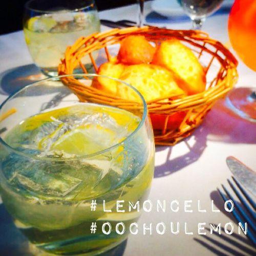 Lemon Liqueur Drinks Cello 世界へ!大長檸檬!
