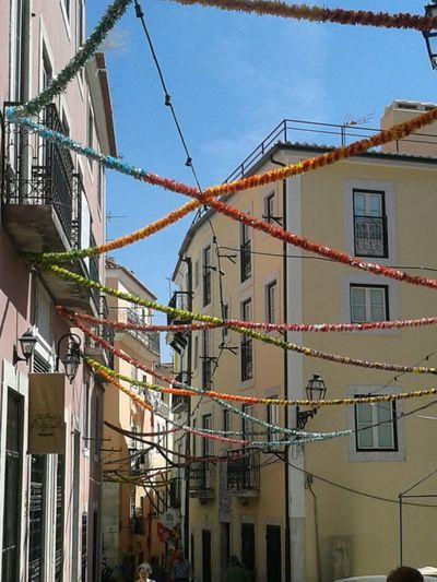 Alfama Global EyeEm Adventure - Lisbon Portugaligers Lisboa Portugal EyeEm Portugal