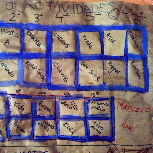 Actividades Campamento Aventura Montana Rappel Escalada Puente Azul Skysurf Cuevas Rueda Comando Kili Tirolina Piraguas