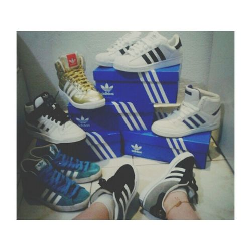 We make a good team my Adidas and me.. | RunDMC. That's Me Hi!
