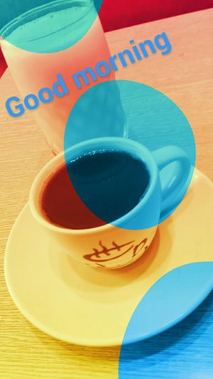 Good Morning ☺ Caffee☕