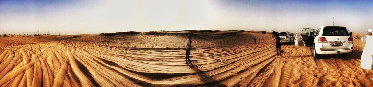 Nature's Diversities Dubai Safari Desert