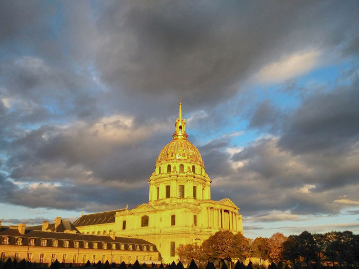 Architecture Building Exterior City Cityscape Cloud - Sky Day Napoleon No People Outdoors Sky