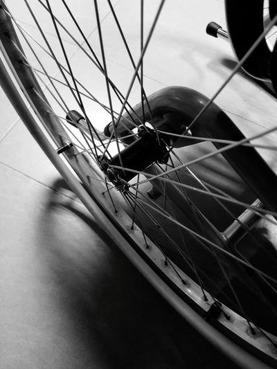 Wheel Black & White