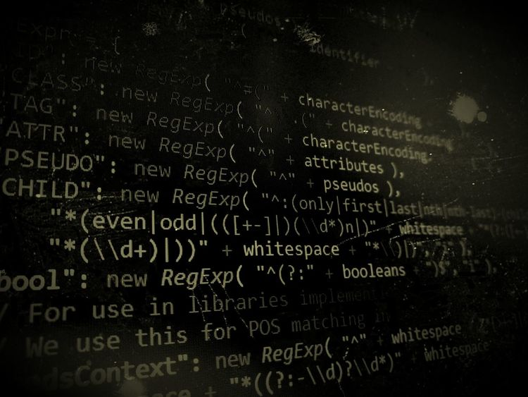 Binary Code Cyberspace Javascript Code Programming Programmer Programacion Con Javascript