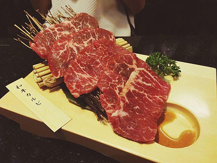 ? Grilling BBQ Gyukaku❤ Traveling Thonglor