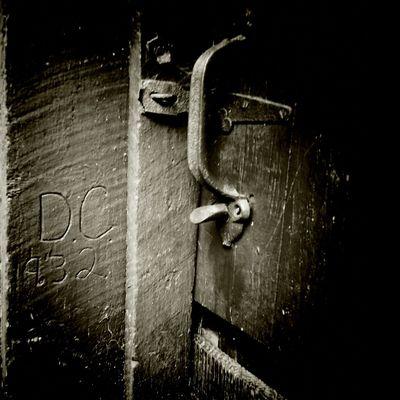 1932 Barndoor Door Handle Blackandwhite Slow Life Farm Life Country Life