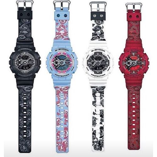Super pretty! Coming next quarter... Gshock_Lover 😊❤️