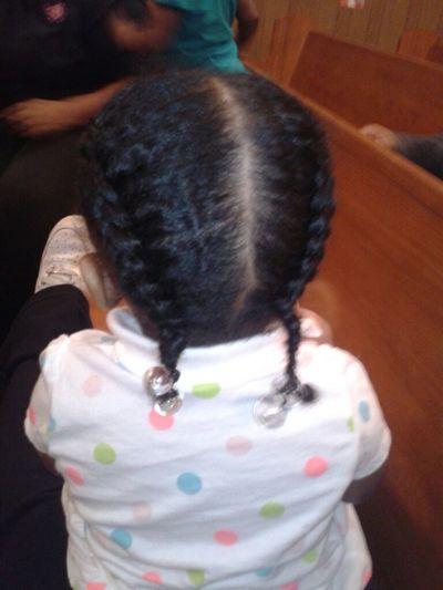 1yr Old Hair