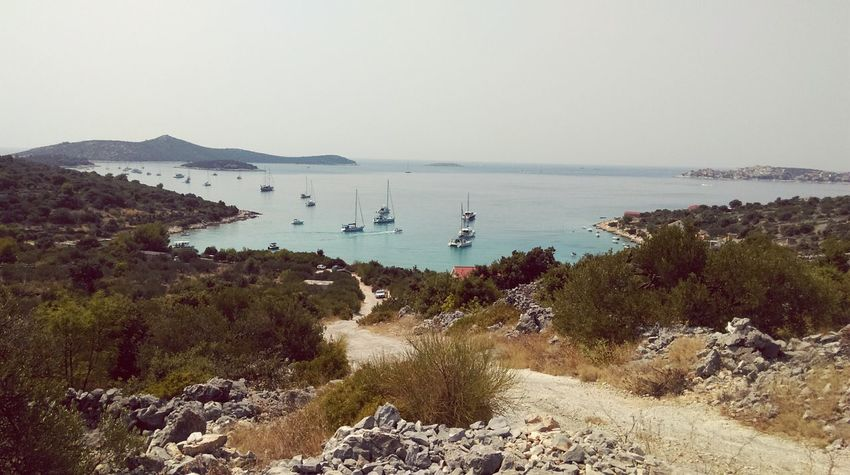 Sandy Beach Sevid Razanj Croatia Adriatic Sea Yachts The Week Of Eyeem