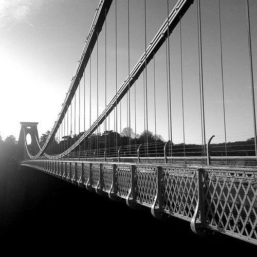 Cliftonsuspensiobridge Bristol Bridge Sunnyday instagram