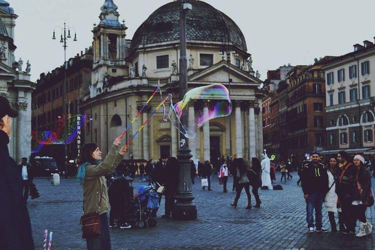 Baloons Cute♡ Rome Piazza Di Spagna