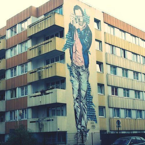 Paris Street Art Day
