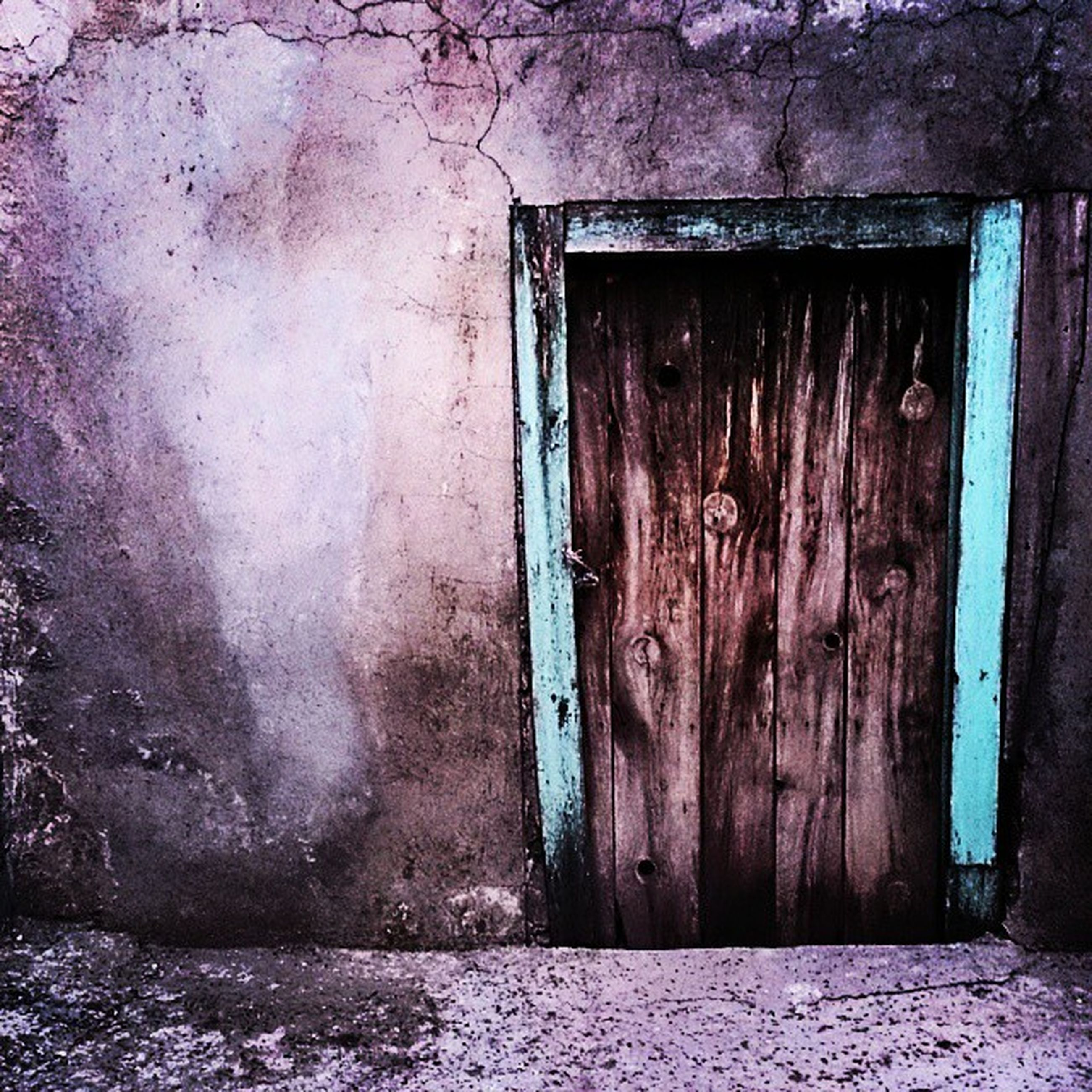 built structure, door, architecture, weathered, old, abandoned, closed, building exterior, house, damaged, deterioration, run-down, wall - building feature, obsolete, wood - material, window, wall, entrance, bad condition, day
