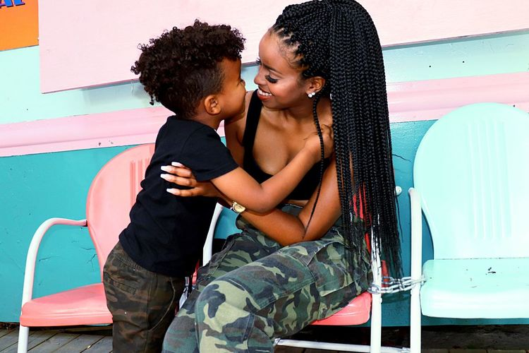 Mommy & Me Son
