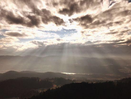 Austria Pyramidenkogel Kaernten Österreich View Sunlight First Eyeem Photo