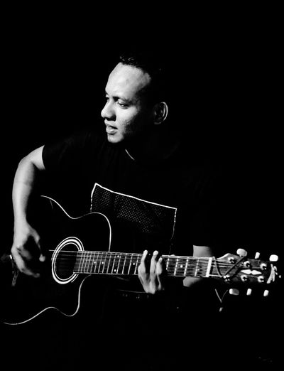 Music Guitarist